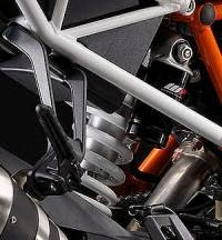 KTM 1290 Super Duke R ABS: Amortiguador