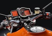 KTM 1290 Super Duke R ABS: Instrumentos