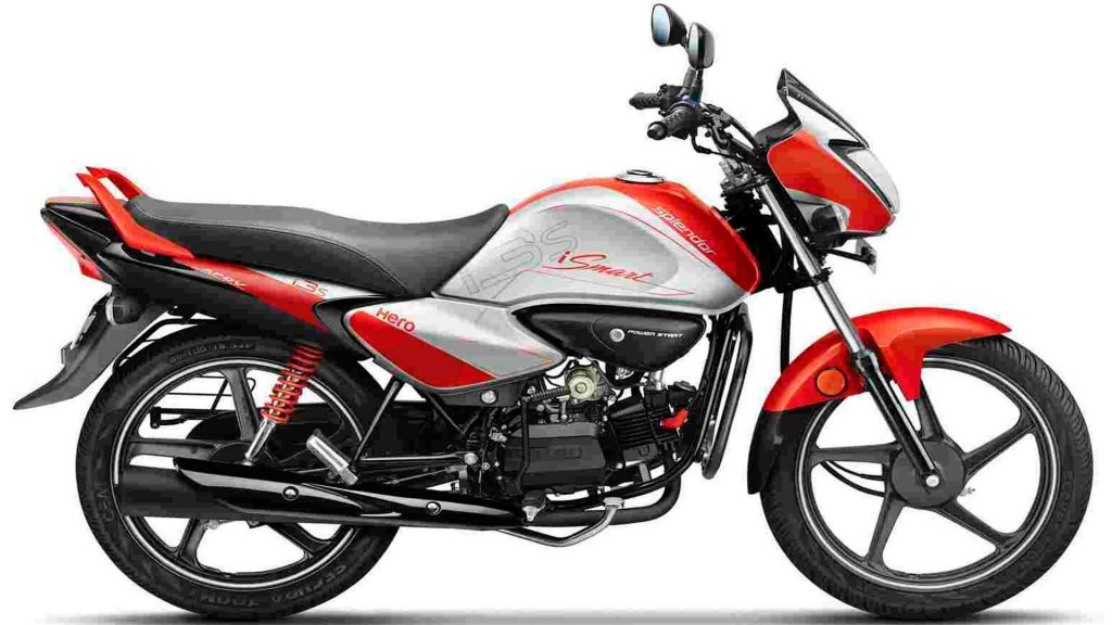 hero splendor color rojo