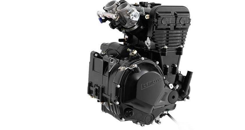 CFMOTO400K Motor