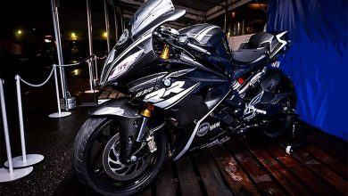 Photo of Apareció la BMW «G 310RR» en Japón con materiales en fibra de carbono