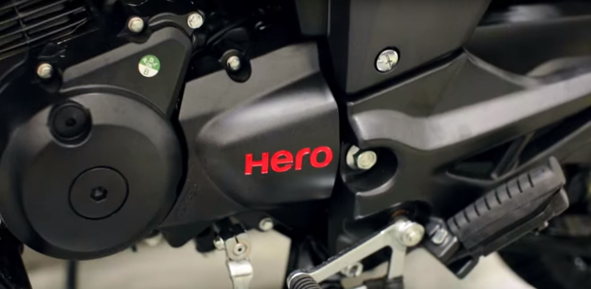 Hero-Thriller-200R-Motor