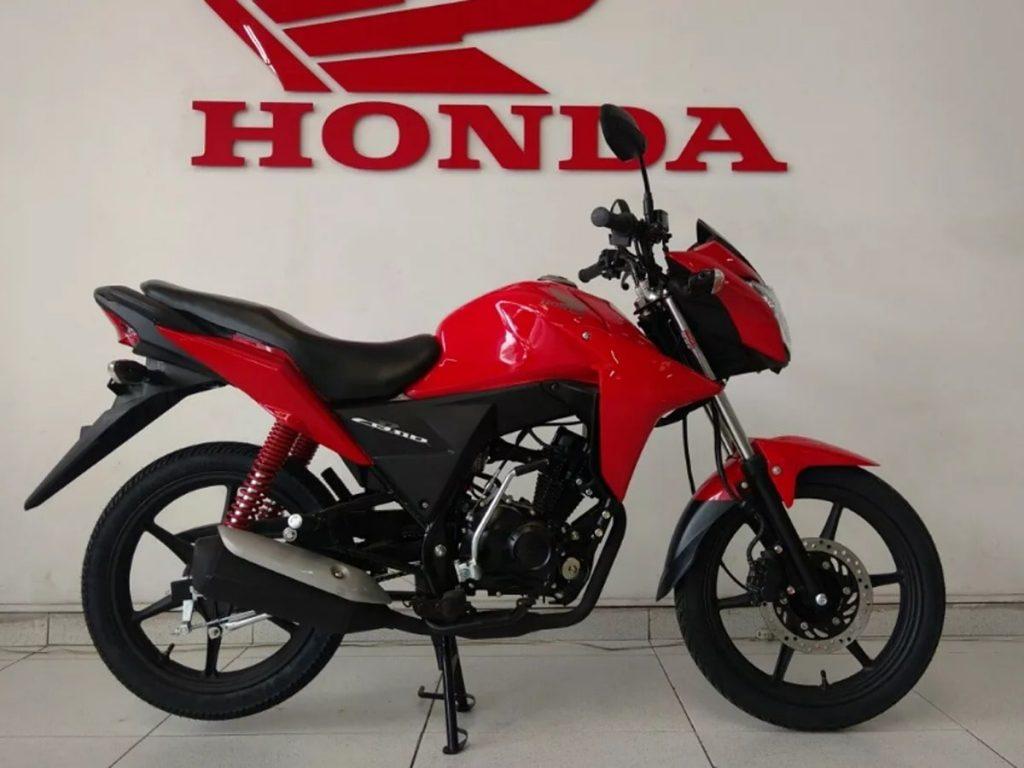 Las motos más vendidas en Colombia durante 2018 - Honda CB 110 DLX