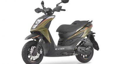 Kymco Agility All New Colombia