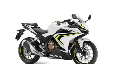 Nueva Honda CBR 500R 2019 ABS color blanco