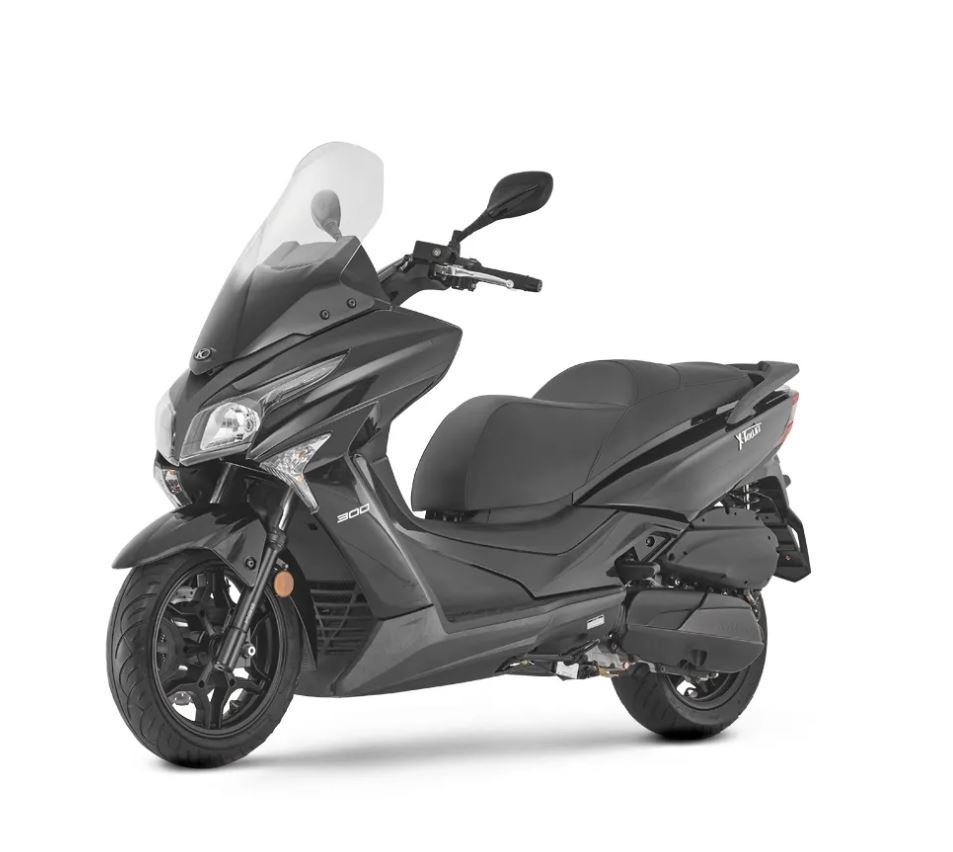 Auteco Kymco Xtown 300 Color negro