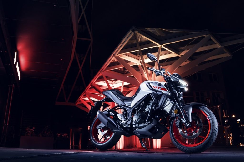 Yamaha MT-03 2020 ABS Colombia